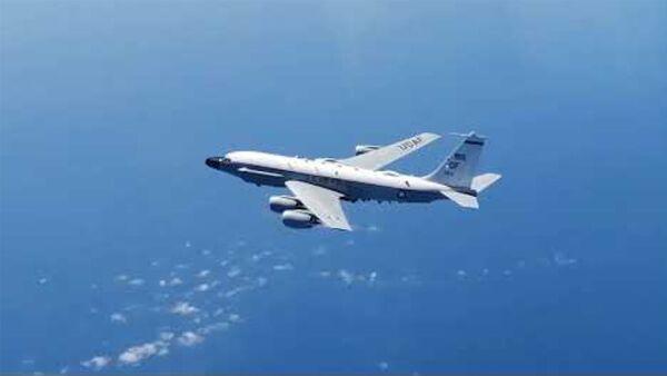 Сопровождение двух самолетов ВВС и ВМС США над Черным морем - Sputnik Армения