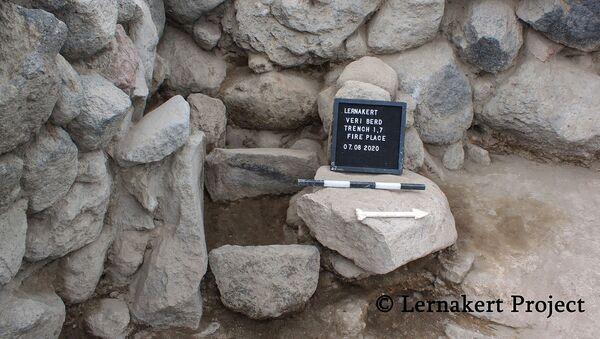 Археологические раскопки в Лернакерте, Ширак - Sputnik Արմենիա