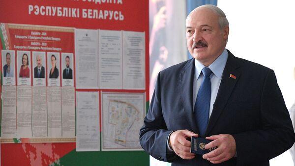 Выборы президента Белоруссии - Sputnik Армения