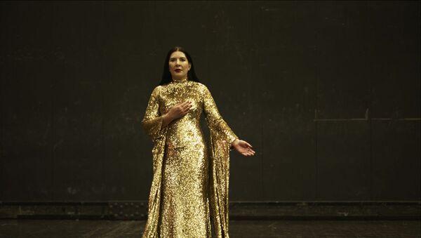 Рикардо Тиши создал костюмы для оперы Марины Абрамович - Sputnik Армения