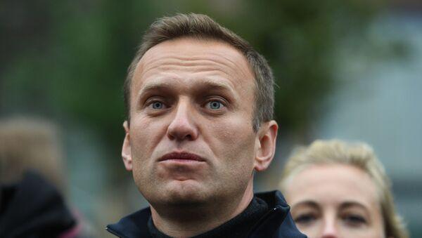 Политик Алексей Навальный - Sputnik Արմենիա