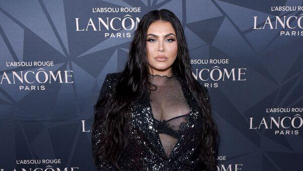 Груш Ачемян на праздничном мероприятии Lancôme x Vogue L'Absolu Ruby в Raspoutine (5 декабря 2019). Западный Голливуд - Sputnik Արմենիա