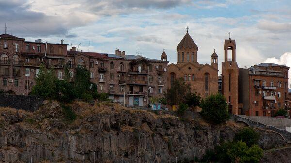 Церковь Святого Саркиса в Ереване - Sputnik Արմենիա