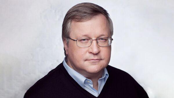 Председатель Наблюдательного совета Института демографии, миграции и регионального развития Юрий Крупнов - Sputnik Армения