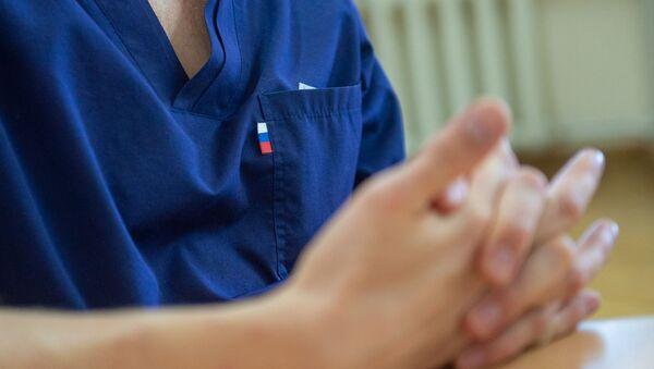 Лаборатория войск радиационной, химической и биологической защиты РФ, действующая в Армении (28 августа 2020). Еревaн - Sputnik Армения