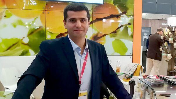 Эмиль Степанян, основатель экспертного  Facebook-сообщества Export Armenia - Sputnik Армения
