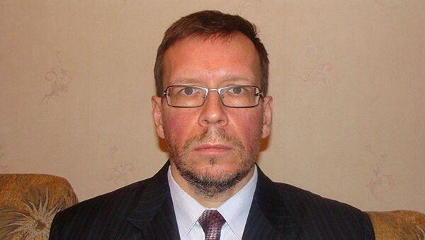 Главный научный сотрудник, руководитель Центра военно-политических исследований Института США и Канады РАН Владимир Батюк - Sputnik Армения