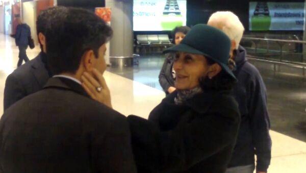 Встреча Татевик Киракосян и Четин Йылмаз в Ереване - Sputnik Արմենիա