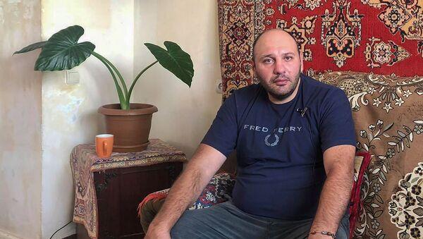 Боксер Баграт Оганян - Sputnik Արմենիա