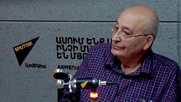 Павел Аветисян - Sputnik Արմենիա