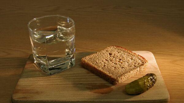 Водка с закуской - Sputnik Արմենիա