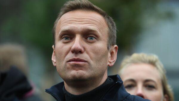 Политик Алексей Навальный  - Sputnik Армения