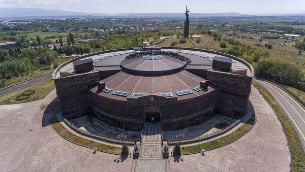 Черная крепость в Гюмри с высоты птичьего полета - Sputnik Արմենիա