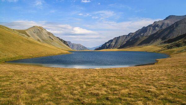 Озеро черных скал - Sputnik Армения