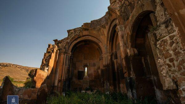 Реконструкция монастырского комплекса Мармашен  - Sputnik Արմենիա