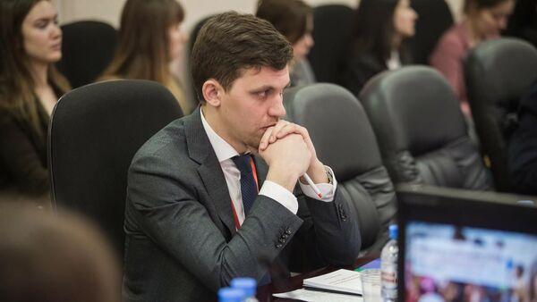 Специалист в области миграционного права Дмитрий Михайлов  - Sputnik Армения