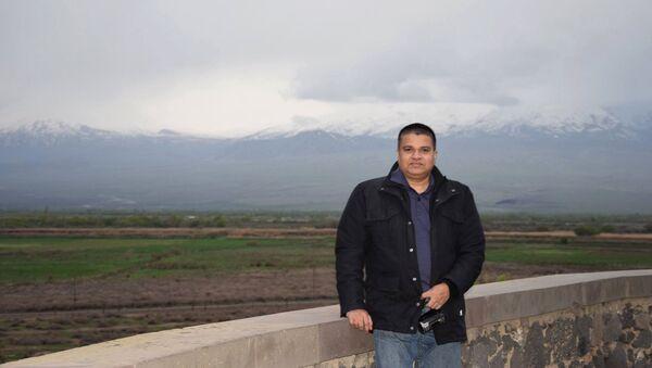 Шриланкийский трэвел-блогер Рохан Дирекз - Sputnik Армения
