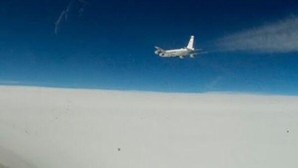 Российский истребитель перехватил над Балтикой два самолета–разведчика - Sputnik Армения