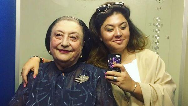 Армянская бабушка стала звездой Instagram  - Sputnik Армения