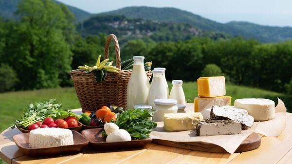 Молоко и другие молочные продукты - Sputnik Արմենիա