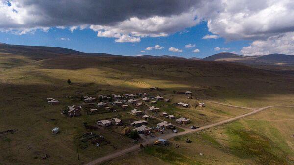 Вид на село Шагик Ширакской области - Sputnik Армения