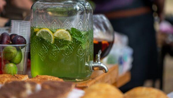 Прохладительный напиток - Sputnik Արմենիա