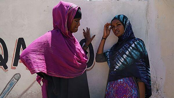 Фартун Адан и Ильвад Эльман, Могадишо, Сомали - Sputnik Армения