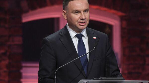 Президент Польши Анджей Дуда  - Sputnik Армения