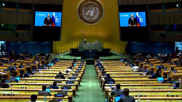 Совбез ООН хотят расширить. Что поменять, а что лучше оставить, чтобы сохранить мир - Sputnik Армения
