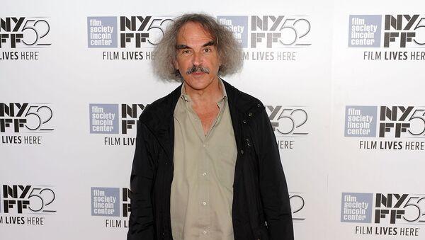 Режиссер Эджин Грин во время 52-го Нью-Йоркского кинофестиваля (27 сентября 2014). Нью-Йорк - Sputnik Армения