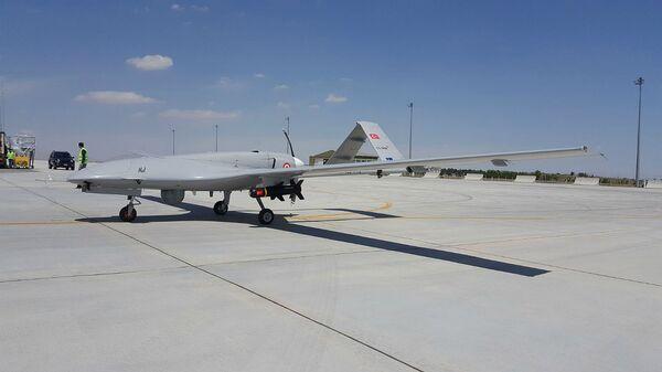 Турецкий беспилотник Bayraktar TB2 Ground - Sputnik Армения