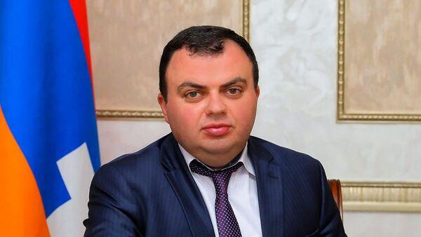 Ваграм Погосян - Sputnik Արմենիա