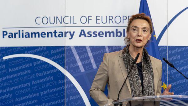 Генеральный секретарь Совета Европы Мария Пейчинович-Бурич - Sputnik Армения