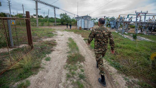 Ситуация в Мартуни после обстрелов (28 сентября 2020). Карабах - Sputnik Армения