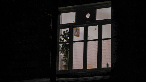 Окно дома Аберика Арзуманяна в Гадруте - Sputnik Արմենիա