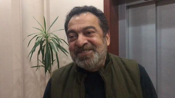 Грант Тохатян на передовой - Sputnik Армения