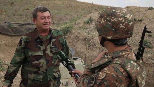 Հայկական զինուժը կիրառության է վերցնում առգրավված ադրբեջանական տեխնիկան - Sputnik Արմենիա