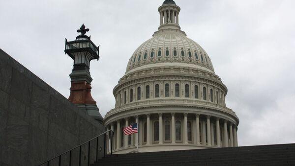 Ротонда Капитолия в Вашингтоне - Sputnik Армения