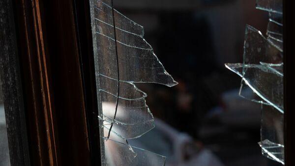 Утро в Степанакерте после ночных обстрелов (3 октября 2020). Карабах - Sputnik Արմենիա