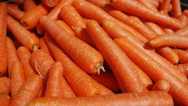 Зачем художник выбросил 29 тонн моркови на лондонскую улицу? - Sputnik Армения