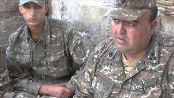 Պարոնայք սպաներ. Սերգեյ Շաքարյան - Sputnik Արմենիա