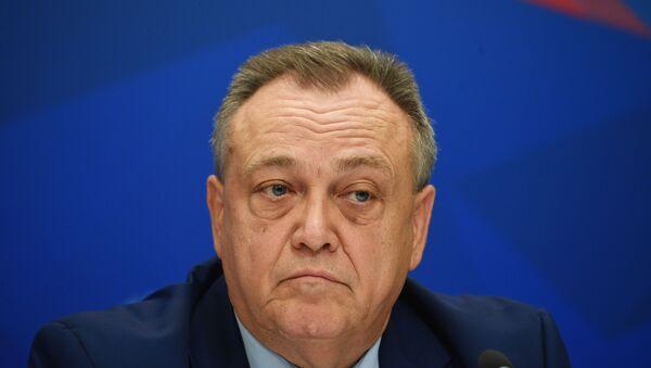Вице-президент Российского союза туриндустрии Юрий Барзыкин - Sputnik Армения