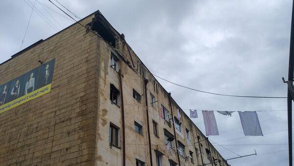 Степанакерт 6 октября 2020 года - Sputnik Армения