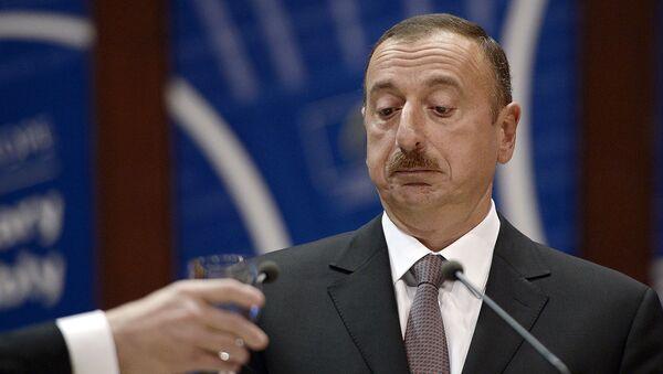 Речь Президента Азербайджана Ильхама Алиева на Парламентской Ассамблее Совета Европы (24 июня 2014). Страстбург - Sputnik Արմենիա