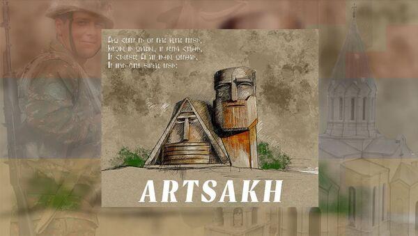 Sevak Khanagyan - ARTSAKH - Sputnik Արմենիա