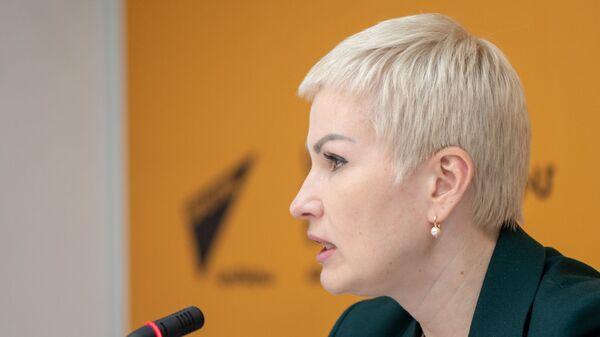 Իյա Մալկինա - Sputnik Արմենիա