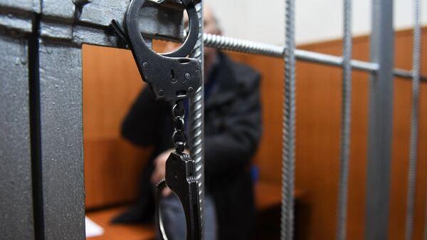Арестованный в суде - Sputnik Արմենիա
