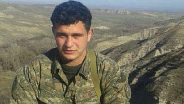 Спасший 7 военнослужащих Мигран Авдалян - Sputnik Արմենիա