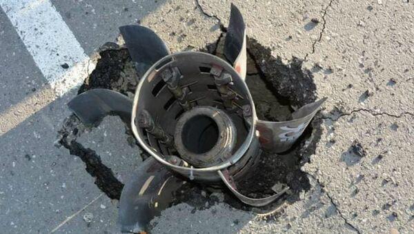 Степанакерт очищается от вражеских бомб и ракет (15 октября 2020). Карабах - Sputnik Արմենիա