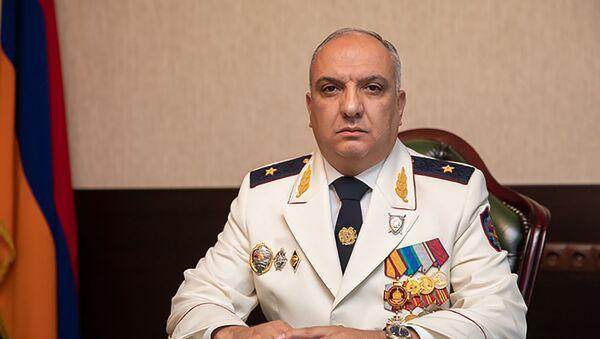 Военный прокурор Армении Ваге Арутюнян - Sputnik Արմենիա